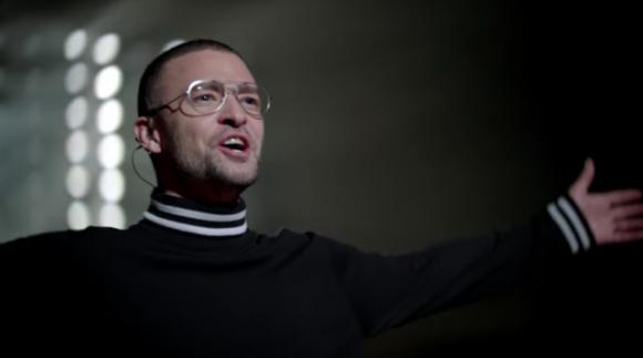 """Justin Timberlake en el videoclip de """"Filthy"""". Foto: difusión"""