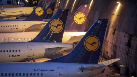 Lufthansa aumentará su personal. Foto: EFE