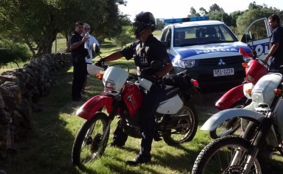 Asesinato en Maldonado. Foto: Archivo El País