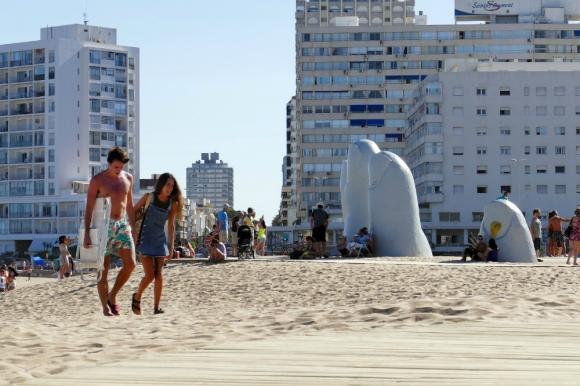 Verano en Punta dle Este. Foto: Ricardo Figueredo.