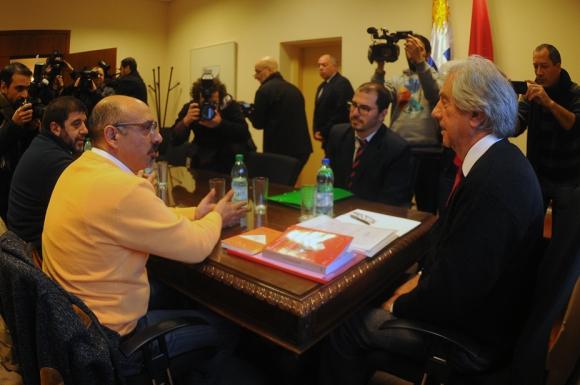 Solicitarán una instancia de encuentro con Vázquez para plantear aspectos generales por más de 100 rondas salariales. Foto: F. Ponzetto