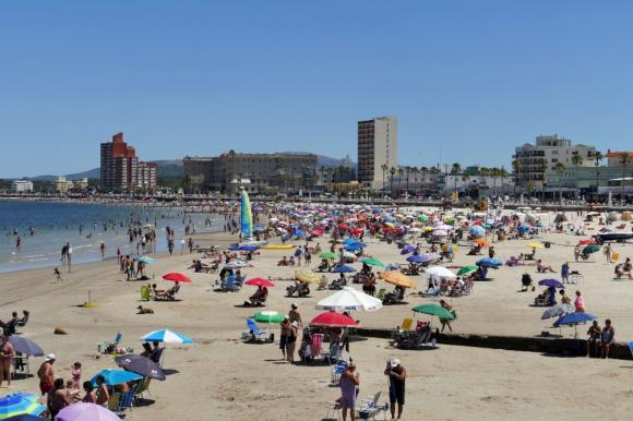 Durante tres días las temperaturas serán más altas de lo normal. Foto: R. Figueredo