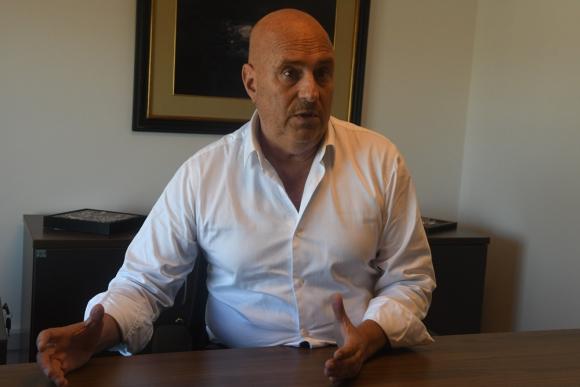 Novick también está dispuesto a hacer llamados para seleccionar personal para cargos ejecutivos. Foto: A. Colmegna