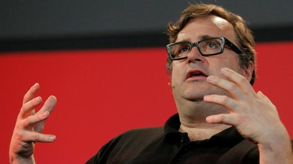 """Hoffman. """"No necesariamente recomiendo ser emprendedor a todos"""". Foto: Reuters."""