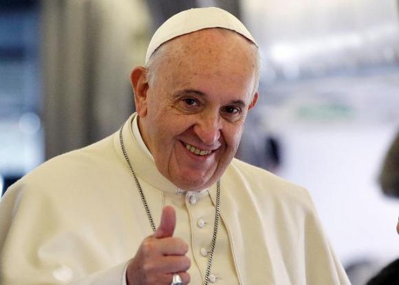 Papa Francisco. Foto: Gregorio Borgia