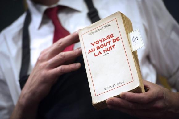 Los textos del escritor Louis-Ferdinand Céline generaron polémica. Foto: AFP