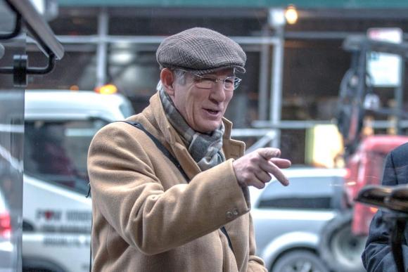 Richard Gere como Norman. Foto: difusión