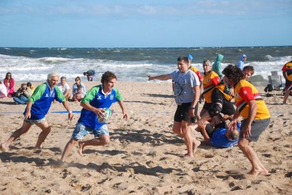 En Punta. Llega un nuevo Encuentro de Rugby Senior.