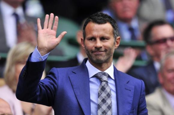 Ryan Giggs es el nuevo entrenador de Gales. Foto: AFP