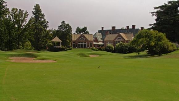 Golf. Foto: Martindale Golf Club.