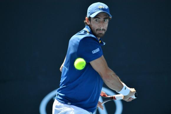 Pablo Cuevas no consiguió avanzar a la tercera ronda