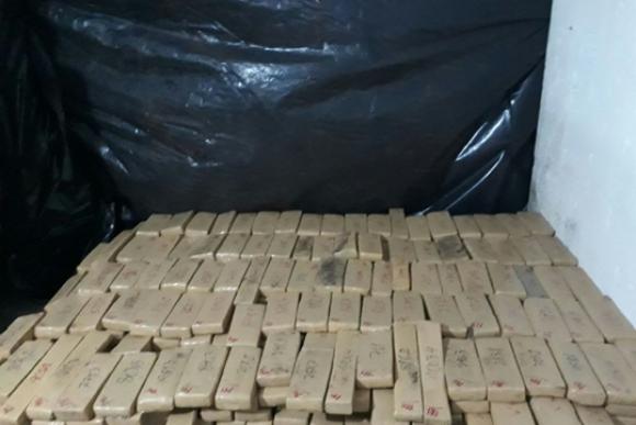 Más de 700 kilos de marihuana incautados en frontera de Lavalleja y Treinta y Tres