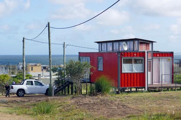 Casas de veraneo con contenedores tendr n l mites en Casas con contenedores precios