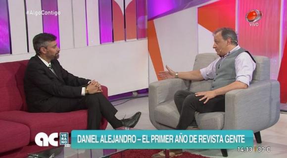 Daniel Alejandro y Luis Alberto Carballo
