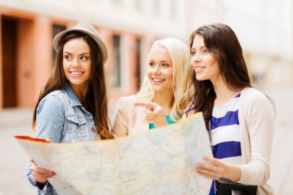 Millenials viajeras. Foto: EME