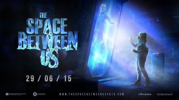 The Space Between Us, cortometraje de 2015. Foto: difusión