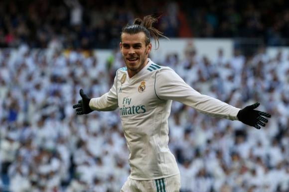Gareth Bale fue la gran figura en la goleada del Real Madrid