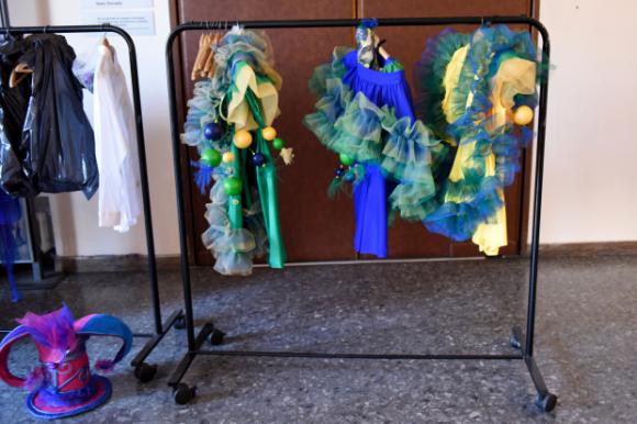 Figuras de Carnaval, Llamadas y Escuelas de Samba edición 2018. Foto: IMM