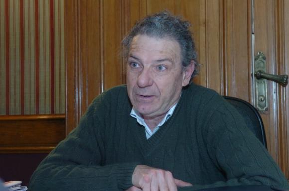 Héctor Tajam. Foto: archivo El País