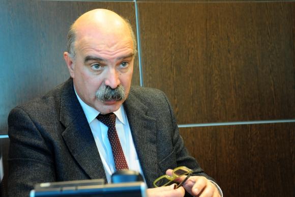 Director de Descentralización e Inversión Pública de OPP, Pedro Apezteguía. Foto: Presidencia