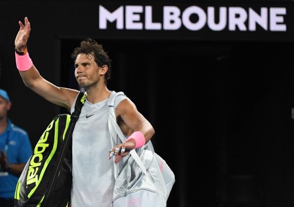 Rafael Nadal. Foto: AFP.