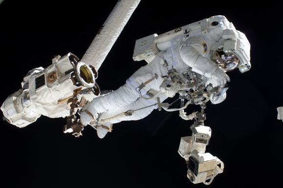 Espacio astronauta