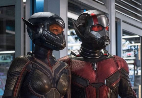Ant-Man and the Wasp. Foto: difusión