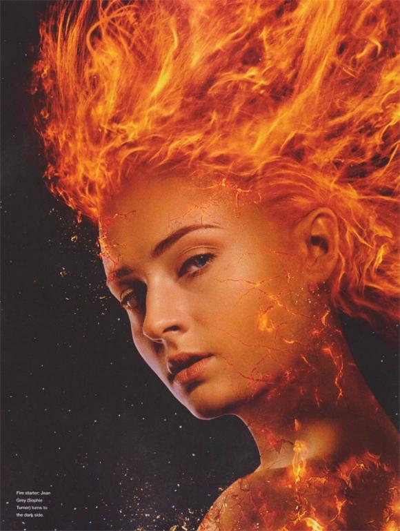 X-Men: Dark Phoenix. Foto: difusión