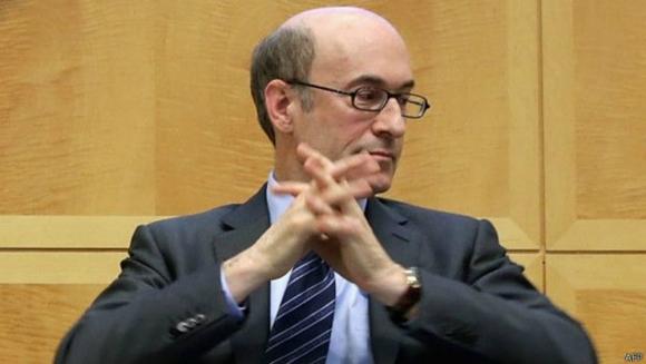 Kenneth Rogoff. Foto: AFP
