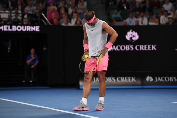 Rafael Nadal. Foto: EFE.