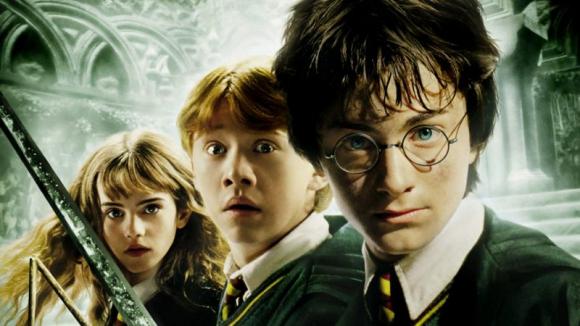 """""""Harry Potter y la cámara secreta"""". Foto: difusión"""