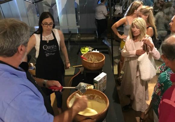 Degustaciones. se hicieron en el Espacio Cultural Gorlero de Punta del Este. Foto: El País