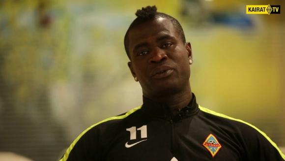 Gerard Gohou, delantero marfileño que será jugador tricolor