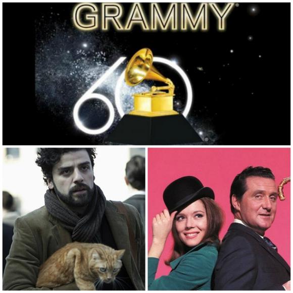La entrega de los Grammy, Balada de un hombre común y Los Vengadores, para ver este fin de semana