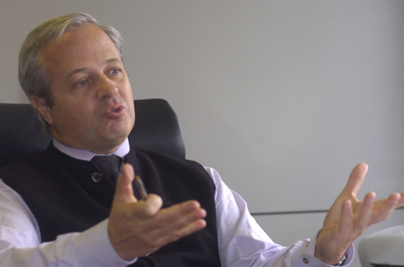 El argentino Osvaldo Giraudo ocupaba el cargo hace casi 10 años. Foto: Francisco Flores
