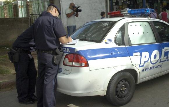 Rapiña: el homicidio se produjo el 30 de diciembre. Foto: archivo El País