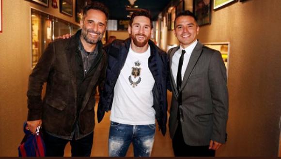 Foto: Lionel Messi