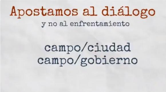 El Frente Amplio emitió video institucional. Foto: Captura