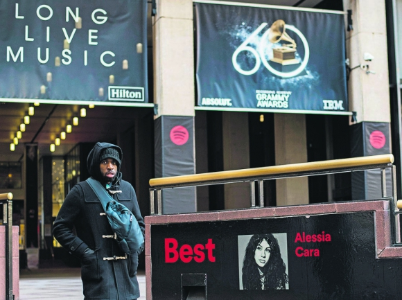 Los 60° Grammy