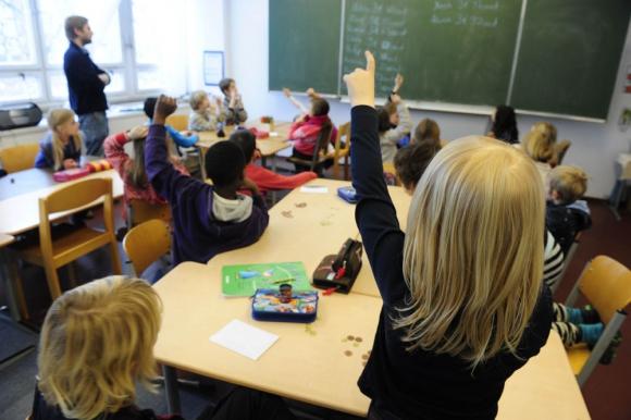 Antes del aprendizaje de lenguas extranjeras era un privilegio de quienes pagaban. Foto: AFP