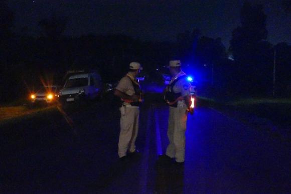 2 fallecidos en choque frontal — Piriápolis