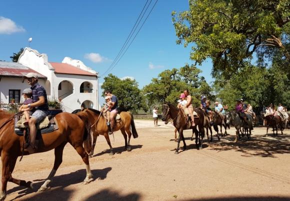 Una experiencia alternativa para turistas uruguayos, de la región y de Europa. Foto: Comunicación Sur