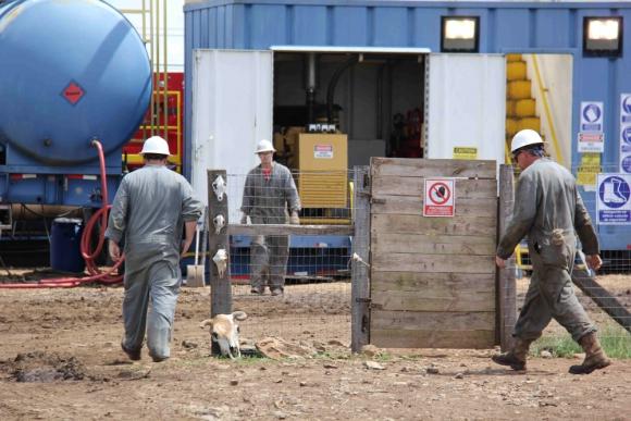 Medio Ambiente: se liberó toda la prospección de hidrocarburos. Foto: Daniel Rojas