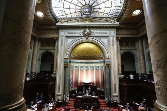 En el primer debate del año, el gobierno salió a defender el ajuste de tarifas. Foto: EFE