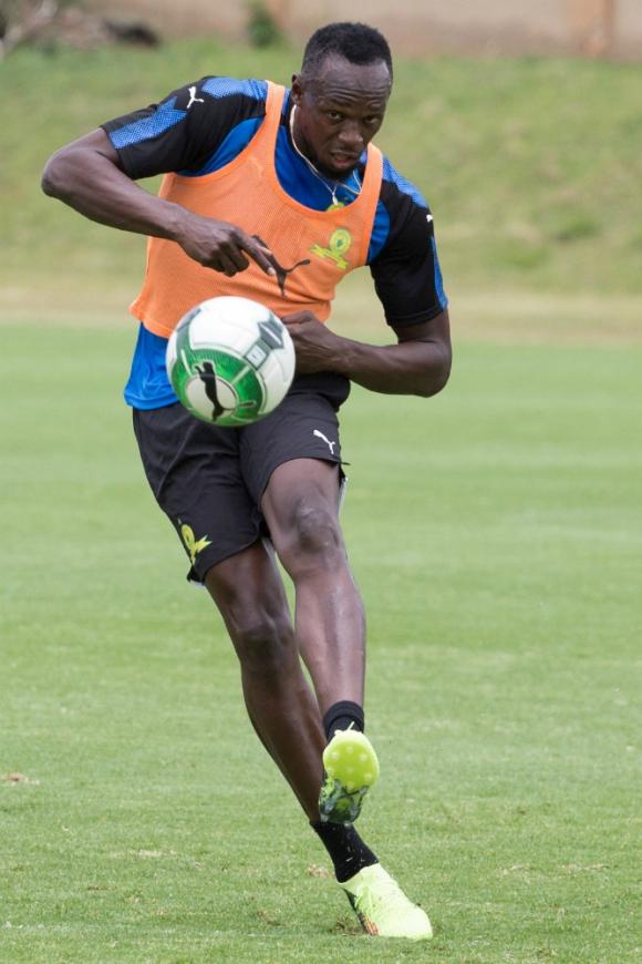 Usain Bolt. Foto: Reuters