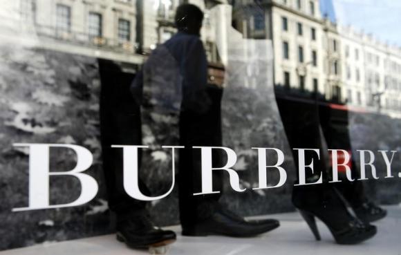 Una de las marcas afectadas fue Burberry. Foto: Reuters