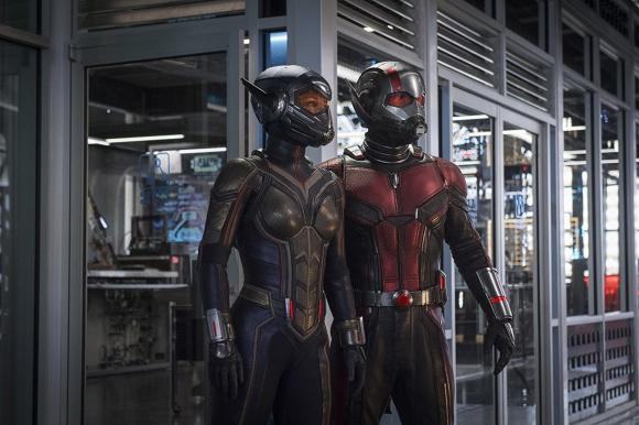 """Imagen promocional de """"Ant-Man & The Wasp. El Hombre Hormiga y La Avispa"""""""