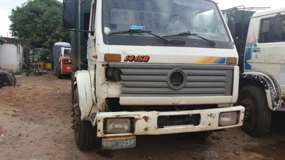 El camión también tenía problemas en el freno de mano, según inspecciones. Foto: El País