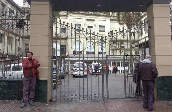 Irregularidad: constatan desvío en contrato del Hospital Pasteur. Foto: Archivo El País