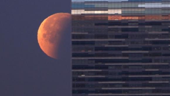 La Súper Luna estará en plenitud la noche de este miércoles